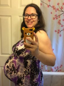 39 weeks along